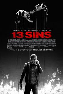 13 Sins (2014) - Psyhological Thrillers