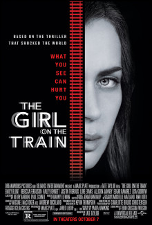 The Girl on the Train - Psychological Thrillers