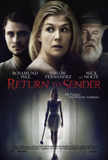 Return to Sender (2015) - Psyhological Thrillers