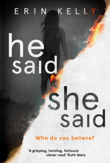 Erin Kelly - He SaidShe Said (2017) - Psychological Thrillers