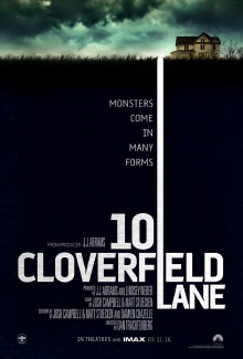 10 Cloverfield Lane (2016) - Psychological Thrillers