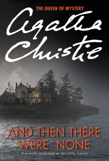 Agatha Christie - And Then There Were None (1939) - Psychological Thrillers
