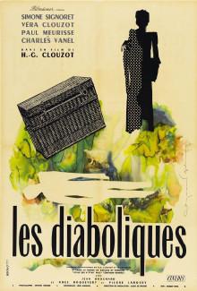 Diabolique (Les diaboliques) (1955) - Psychological Thrillers