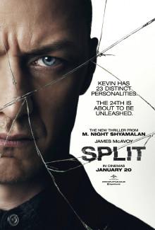 Split (2016) - Psychological Thrillers