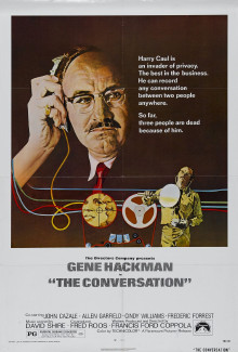 The Conversation (1974) - Psychological Thrillers