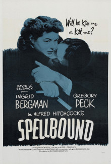 Spellbound (1945) - Psychological Thrillers