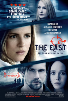 The East (2013) - Psychological Thrillers