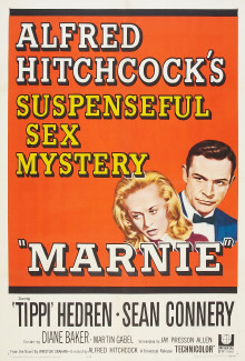 Marnie (1964)- Psychological Thrillers