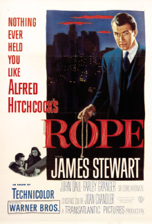 Rope (1948)- Psychological Thrillers
