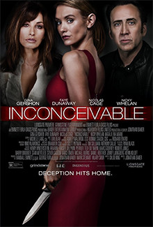 Inconceivable (2017) - Psychological Thrillers